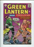 GREEN LANTERN  #39 FN  Brutus FORCE DC