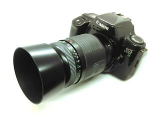 CANON EOS Digital Fit 70-210mm Auto-Focus Zoom Lens for CANON EOS Cameras