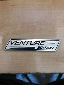 Genuine New MAZDA VENTURE EDITION WING BADGE Fender Emblem