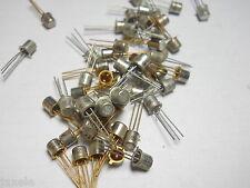 2N2369 Si NPN Low Power HF Transistor (QTY 5 ea)O1