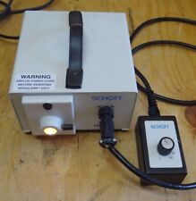 SCHOTT ACE I ILLUMINATOR  / LIGHT SOURCE  WITH REMOTE
