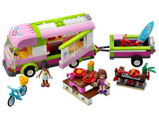 LEGO Friends - 3184, 3942, 30108, 41008, 41029, 41128 - 6 Sets w/ Manuals