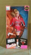 Nba Chicago Bulls Barbie Doll, 1998 #20692 *Nrfb & Mib