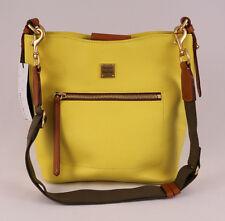 Dooney & Bourke Raleigh Leather Roxy BRALE0263 BRNA Butter NWT