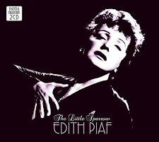 Edith Piaf The Little Sparrow 2 CD Collection Non Je Ne Regrette Rien Padom+More