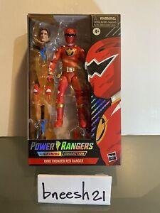 Hasbro Power Rangers Lightning Collection DINO THUNDER RED RANGER MISB SPECTRUM