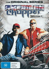 American Chopper - The Original Series - Season 1 - Discovery Channel - NEW DVD
