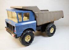 Antique Big USSR Toy Truck Model Pressed Steel Vehicle LADA Factories AvtoVAZ
