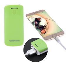 5200 mAh USB Portátil Cargador De Batería Externa de Respaldo Banco de Alimentación Caja Para Teléfono