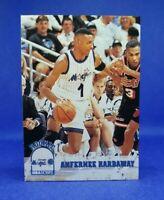 1993-94 NBA Hoops Anfernee Hardaway #380 Rookie RC Orlando Magic