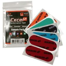 NEW Genesis Excel Performance Tape Sample Pack, 10pcs/pkg