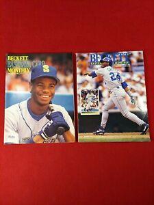 Beckett Baseball Card Monthly Ken Griffey Jr. '90 & '93 Issues 64 & 95