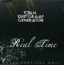 Van Der Graaf Generator - Real Time (Royal Festival Hall) [CD]