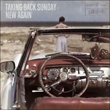Taking Back Sunday - New Again - Special Edition   *** BRAND NEW CD+DVD SET ***