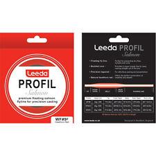 Leeda Profill FLOATING Salmon Fly Line #11   ** 2017 STOCKS **