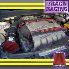 93-98 VOLKSWAGEN GOLF GTI CORRADO SLC JETTA PASSAT GLX 2.8L AIR INTAKE Black Red