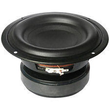 """NEW  6.5"""" Subwoofer Bass Speaker.4 ohm.Woofer.6-1/2"""" inch.4 ohm.six half inch."""