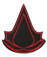 """Assassin'S Creed Logo Embroidered Sewn/Iron On Premium Patch 3.5"""""""