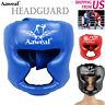 Boxing headgear MMA Face Protector Head Guard Kick Helmet Martial Art Training