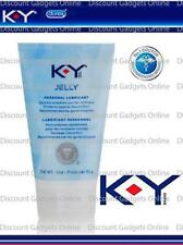 K-Y KY Jelly Gel Personal Lubricant Vaginal Dryness Moisture and Anal Lube 2oz