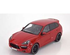 New 1/18 GT Spirit 2013 Porsche Cayenne GTS Red 504pcs 911