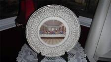 Pearl China Company THE LAST SUPPER 22K GILT LOVELY  TRANSFER WEAR PICTURE