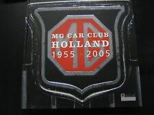 Flevodruk Harderwijk, Book, MG Car Club Holland 1955 - 2005