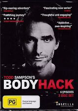 TODD SAMPSON'S BODY HACK - 6 EPISODES - 2 DVD's
