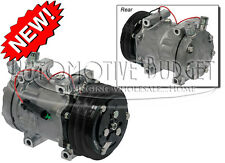 A/C Compressor w/Clutch for Sanden 4325 - Freightliner - NEW