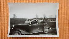 Foto Oldtimer Mercedes 170 V, von ca. 1936