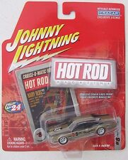 JOHNNY LIGHTNING R1 HOT ROD MAGAZINE HURST HAIRY OLDS #8  #49