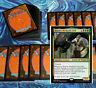 mtg BLACK GREEN GOLGARI DECK Magic the Gathering rares 60 cards pioneer