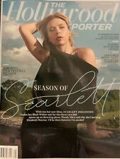 THE HOLLYWOOD REPORTER  -  SEPT 4, 2019 - SCARLETT JOHANSSON -  NO MAIL LABELED