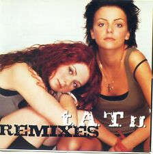 "TATU ""REMIXES"" CD THAILAND LIMITED EDITION   / ++ RARE CD ++"