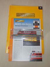 N Gauge Del Prado  Locomotives of the World - RENFE 352 (TALGO)