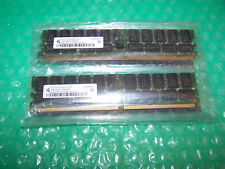 8GB Qimonda PC2-5300P 667MHz DDR2 ECC Registered Server Memory (2x 4GB)