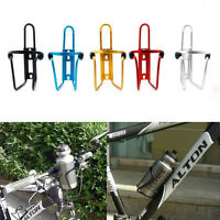Aluminum Bicycle Bike Cycling Bottle Holder MTB Water Cage Drink Racks Bracket D