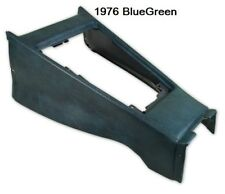 1972-1976 Corvette Shift Console Housing. NEW in Factory Colors