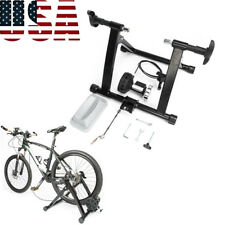 5 Levels Cycleops Fluid Bicycle Exercise Bike Trainer Black Indoor Stationary