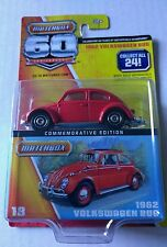 MATCHBOX 1/64 SCALE DIE CAST BODY 1962 VOLKSWAGEN BETTLE BUG COMMEMORATIVE