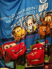"""72""""x72"""" Disney/Pixar Cars Shower Curtain"""