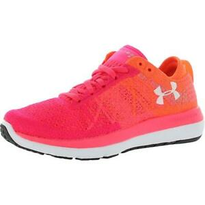 Under Armour Womens Threadborne Fortis Fitness Running Shoes Sneakers BHFO 6646