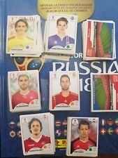 Panini Stickers World Cup Russia 2018  Packof 10 Choose your own