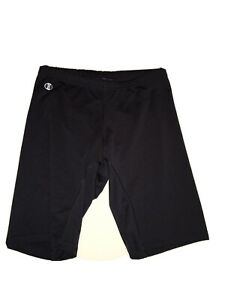 Holloway Black Sports Compression Shorts Adult M