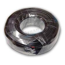 Cavo videocitofono 2 fili 1 mm bobina 100m in rame per impianti videocitofonici