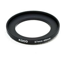 Kood Stepping Ring 37mm - 49mm Step Up ring 37-49mm 37mm to 49mm ring