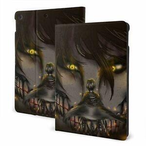 Attack on Titan Auto Wake/Sleep Smart TPU Case iPad Pro 7th Air 1/2/3 Mini 4/5