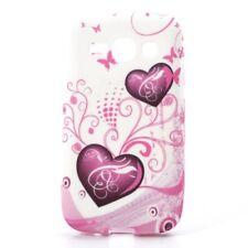 TPU-Case/Schutz-Hülle zu Samsung Galaxy Ace 3 LTE/GT-S7275 - Herzen H03