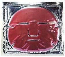 Wilma Schumann Red Wine Hydra-Gel Mask Pink For Irritated Skin Brand New