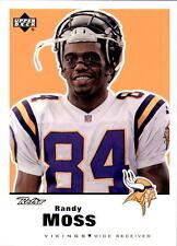 1999 Upper Deck Retro #85 Randy Moss Card